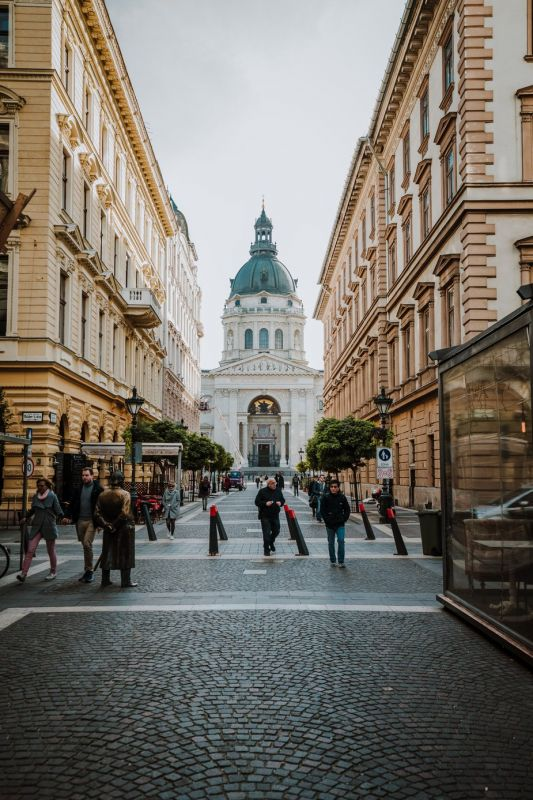 Getting Budget Accommodation in Budapest
