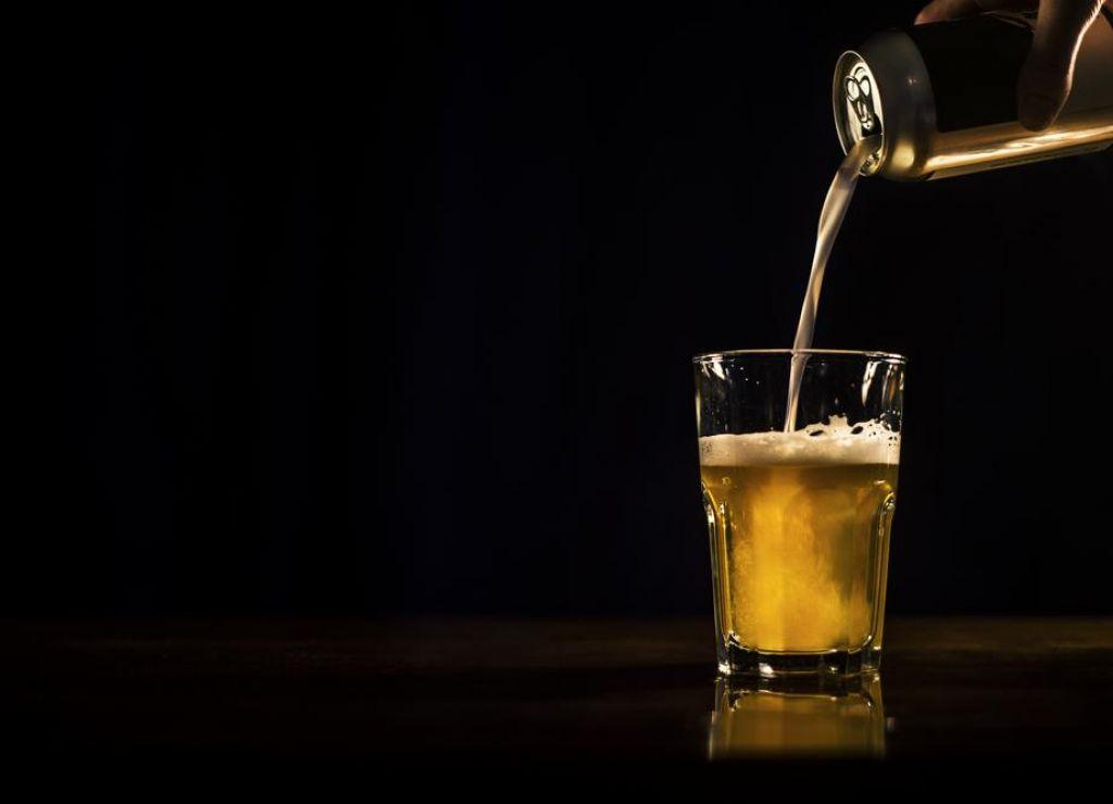 Do I have to drink beer on a beer bike?