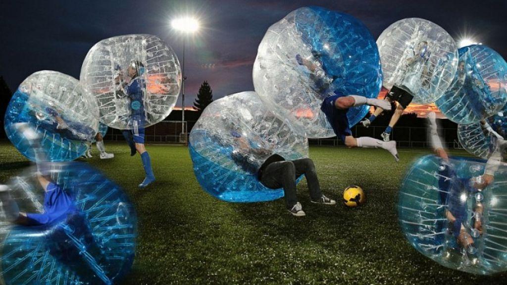 Kinek ajánljuk a buborékfocizást?
