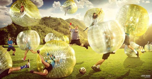 Miért ideális választás a buborékfoci legénybúcsúra?