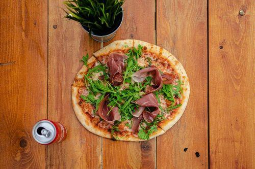 Deep Pizza