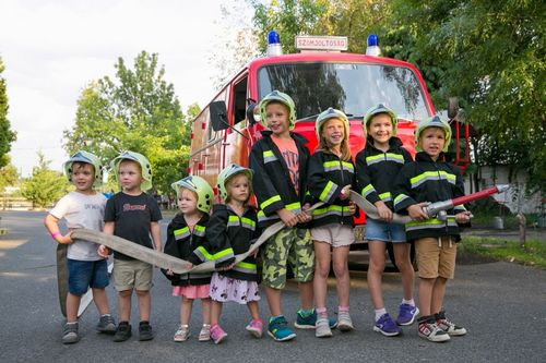 Firefighter Party for Kids