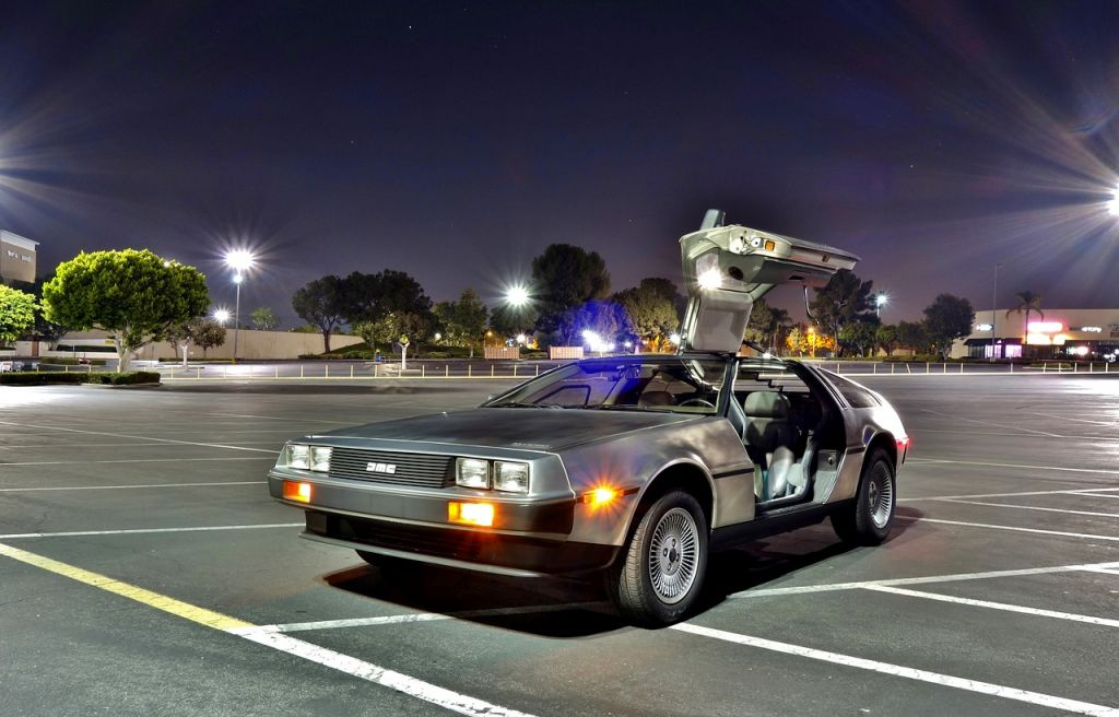 Five reasons you need a DeLorean!