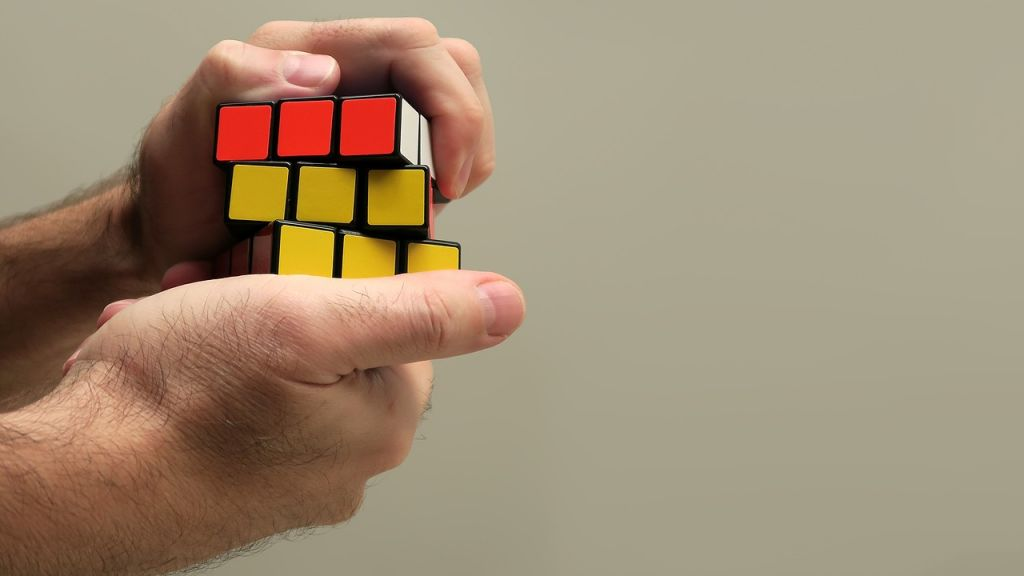 Rubik's Cube, a Puzzle with Hungarian Roots