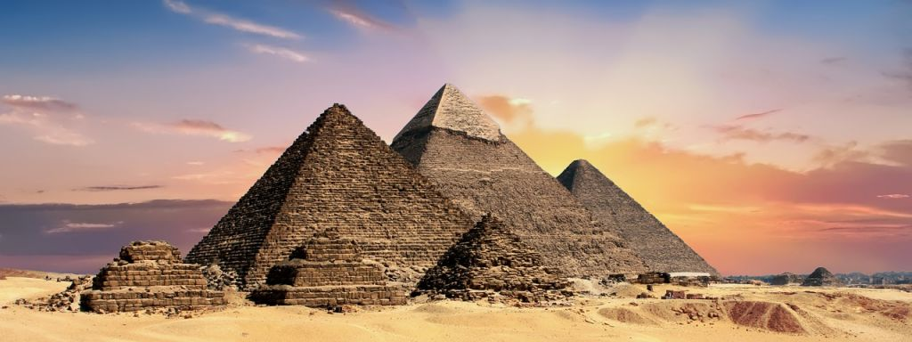 The Secrets of the Giza Pyramids