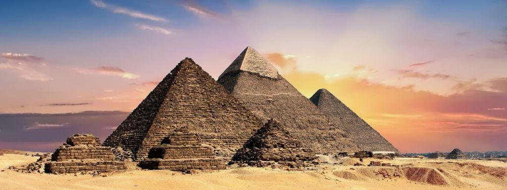 The Secrets of the Giza Pyramids