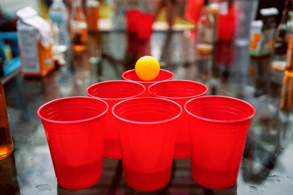 Our Favourite Drinking Games