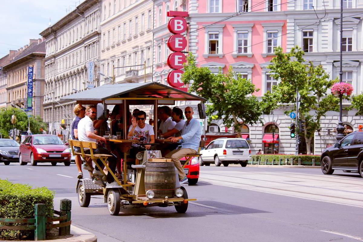 Oktogon Budapest